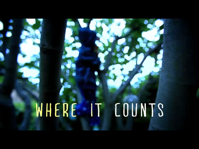 """Where it counts"" Video"