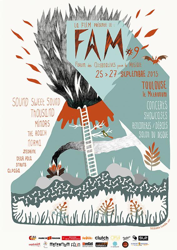 la cuvée FAM 2015